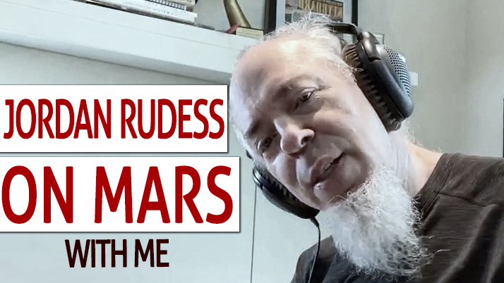 A message from JORDAN RUDESS - DREAM THEATER!