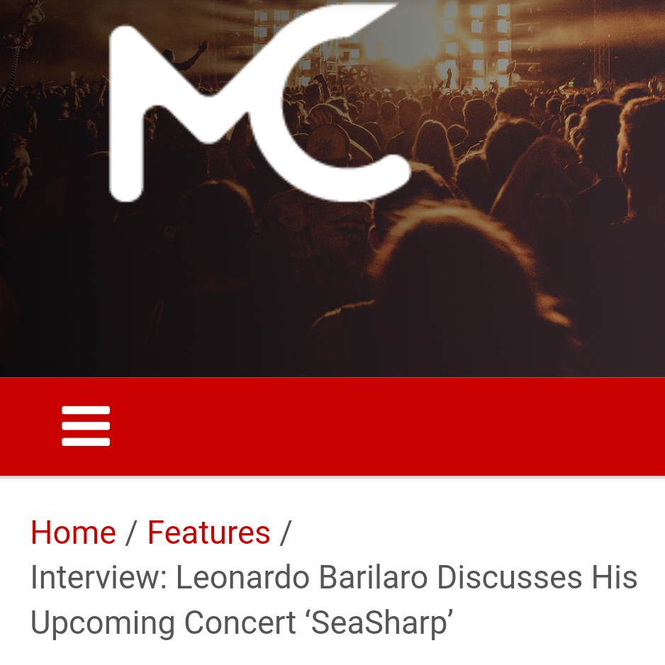 SeaSharp Premiere concert on MALTA CORE MUSIC